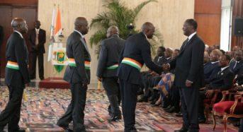 Ouattara réitère son engagement à préserver «l'indépendance des institutions» en Côte-d'Ivoire