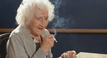 Des scientifiques russes mettent en doute l'âge de Jeanne Calment (morte à 122 ans) «doyenne de l'humanité»