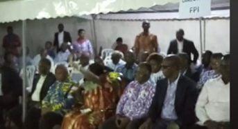 Sept proches de Gbagbo de retour en Côte d'Ivoire après huit ans d'exil au Ghana pour «accueillir leur président»