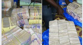 Frontière Ghana: Un passager épinglé en Côte-d'Ivoire avec 135 millions de francs cfa