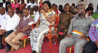 Vidéo: Depuis Bonoua, Simone Gbagbo «plaide pour une nouvelle Côte-d'Ivoire qui pratique vraiment la démocratie»