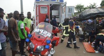 Yopougon Côte-d'Ivoire: La sortie de route d'un camion de transport de ciment fait 2 tués et 9 blessés