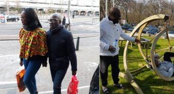 Côte d'Ivoire: Acquitté par la CPI, les premières images de Blé Goudé libre «il promet s'adresser très bientôt à ses partisans»