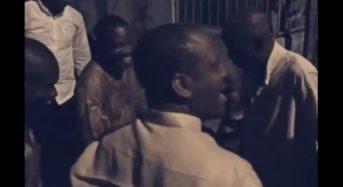 Côte-d'Ivoire: Bain de foule pour Soro lors d'une apparition nocturne surprise dans un grin à Marcory