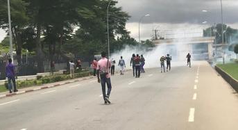 Université FHB Abidjan Côte-d'Ivoire: Des enseignants empêchent des examens, la police déployée