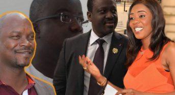 Démission de Soro en Côte-d'Ivoire: Sekongo  cogne «Le Rhdp n'est pas une terrible machine, il n'est vraiment pas fort»