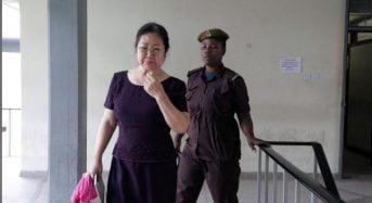 Une chinoise surnommée «la reine de l'ivoire» condamnée à 15 années de prison en Tanzanie