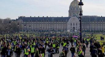 Dans les rues de France l'acte XIV des «Gilets jaunes» mobilise toujours