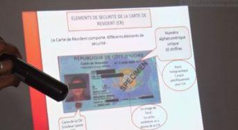 Carte biométrique de résident hors Cedeao en Côte-d'Ivoire: Les Français paieront moitié prix