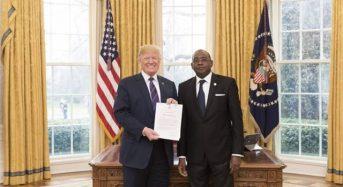 Côte-d'Ivoire: SEM Mamadou Haidara, quel bilan après un an à Washington, DC ?
