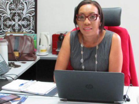 Marie Bitty (DG de Mobile Money Côte d'Ivoire)