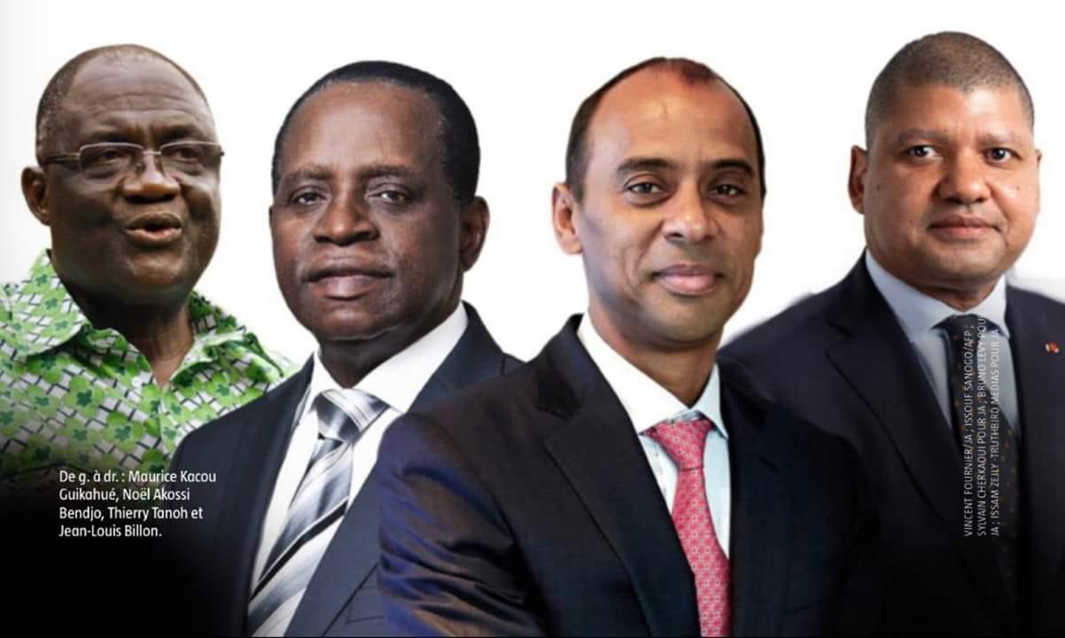 PDCI-RDA: Qui pour affronter Gon Coulibaly, si Ouattara et Bédié ...