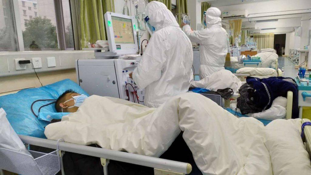 """Résultat de recherche d'images pour """"coronavirus, hospitals, 2020"""""""