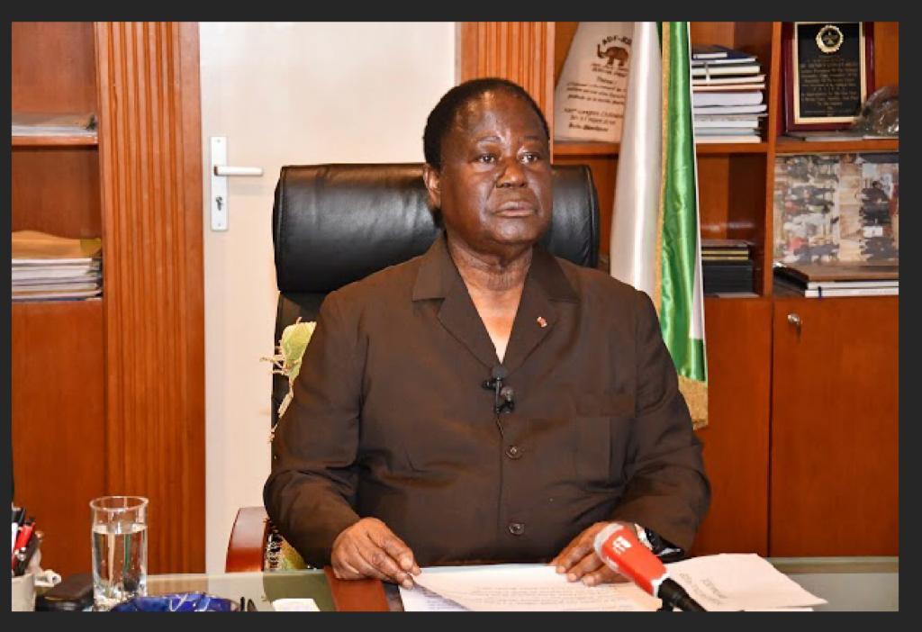 Côte-d'Ivoire: Bédié sonne la mort du CNT, « les grandes nations se relèvent toujours des grandes douleurs » – Connectionivoirienne.net