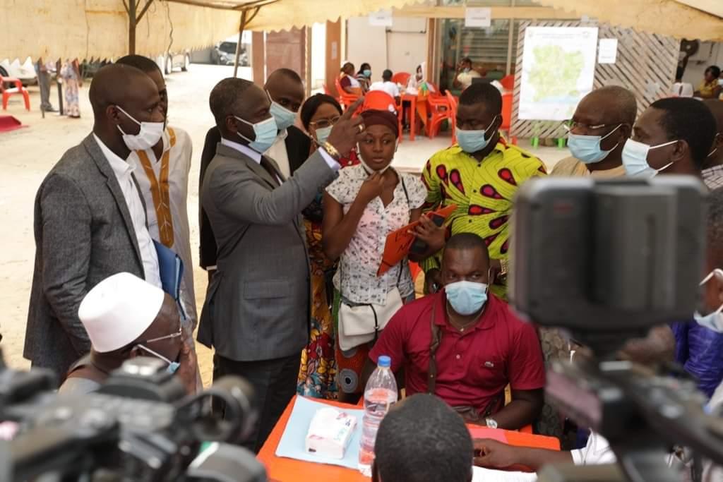 """Côte-d'Ivoire: Bictogo appelle les indépendants à """"s'aligner derrière le candidat  choisi par le RHDP"""" - Connectionivoirienne.net"""