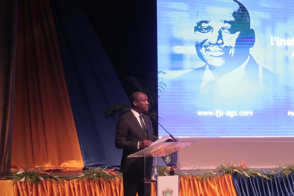 150 applicants selected for a 1st political training session at the AGC Institute in Ivory Coast