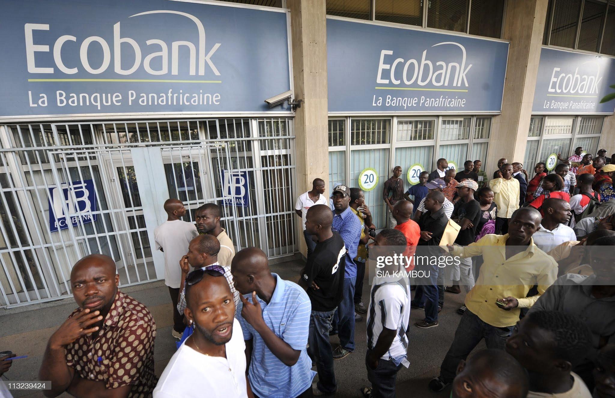 Ecobank Côte-d'Ivoire will pay 250 million CFA francs in service allowances over 2021 (record profit)