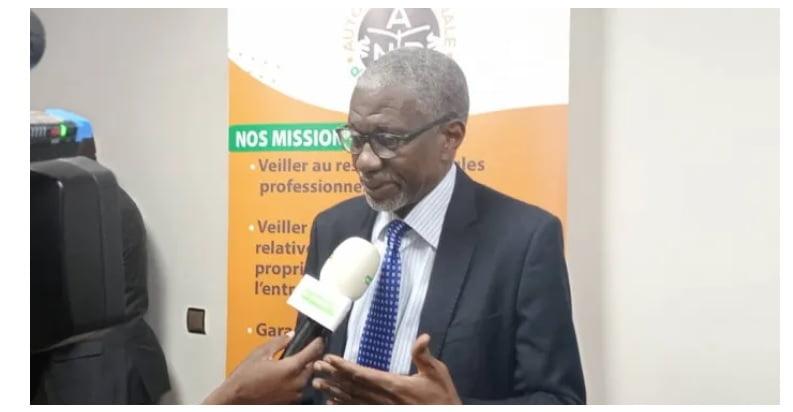 "Samba Koné of the ANP calls for ""amending ordinance"" of the 2017 press law"