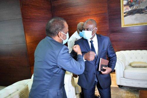 1Le FPI de Gbagbo chez Hambak